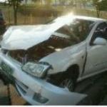 충돌사고로 차는 폐차됐는데 에어백은 '멀쩡'