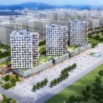 한화건설 '위례 오벨리스크', 수익형 부동산으로 인기