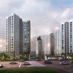 현대산업개발, 군산 미장2차 아이파크 견본주택 개관