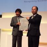 SK건설, 싱가포르서 '친환경 건설사' 최고등급 인증