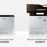 [상품톡] 삼성전자, 고속 출력·보안강화 흑백 프린터·복합기