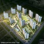 GS건설·신동아건설, '동탄자이파밀리에' 11월 분양