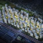 현대산업개발, 국내 최대 단지 '송파 헬리오시티' 견본주택 개장