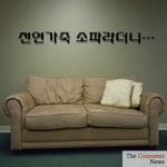 [카드뉴스] 천연가죽 소파라더니…