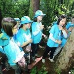 유한킴벌리 '숲체험 여름학교-그린캠프', 3회 연속 환경교육 프로그램 인증