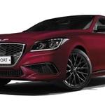 제네시스 'G80 스포츠' 판매 개시…가격 6천650만 원