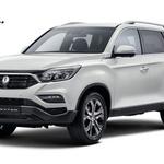 쌍용차, Y400 차명은 'G4 렉스턴'…오는 30일 서울모터쇼서 공개