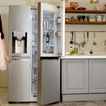 LG전자, 250만 원 대 얼음정수기 냉장고 출시