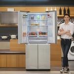 삼성전자, 1~2인 가구 최적화 '슬림 T-타입 냉장고 출시