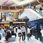 삼성전자 '갤럭시 S8'· '갤럭시 S8+' 체험존 방문객 300만명 돌파