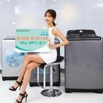동부대우전자 '공기방울 4D 마이크로' 세탁기 신품 출시