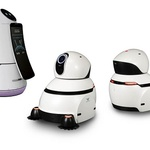 LG전자, 로봇사업 본격개시...인천공항에 로봇 10대 배치