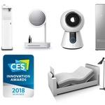 코웨이, 의류 관리기 등 5개 제품 3년 연속 'CES 혁신상' 수상