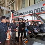 금호타이어, BMW · 벤츠 등 수입차 타이어 전문가 육성