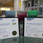 KCC 정몽익대표, 미국 LACP '스포트라이트 어워드' 대상 수상