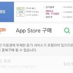 아이폰으로 음원서비스 앱 이용 시 달러 결제로 손해 '주의'