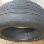 40일 만에 트래드 심하게 벗겨진 타이어, 제조 결함 아니라고?