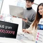 소비자 입맛 맞춘 'LG 그램', 국내 누적 판매 100만대 돌파