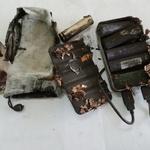 SK네트웍스서비스 모캣 보조배터리 차안에서 갑자기 폭발