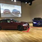 """[현장스케치] BMW 6세대 뉴 M5 공개...""""M 시리즈 최초 사륜구동 탑재"""""""