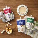 빙그레, 반려동물식품 브랜드 '에버그로' 론칭...반려견 전용 펫밀크 출시
