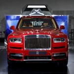 """[현장스케치] 롤스로이스, 5억 원대 SUV '컬리넌' 출시...""""최고급 자동차로 달리는 오프로드 감성"""""""