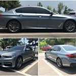 [시승기] BMW 가솔린 5시리즈, 부드럽지만 강력한 품격의 비지니스 세단