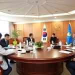 윤석헌 금감원장, UNEP FI 대표와 만나 지속가능금융 활성화 논의