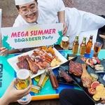 캐리비안 베이, '메가 바비큐&비어 페스티벌' 개최...풀사이드 푸드 축제