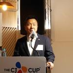 [현장스케치] CJ, '더CJ컵' 통해 '월드 베스트' 비전에 성큼...'비비고' 글로벌 브랜드로 육성