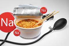 소용량 컵라면 나트륨 함량, 대용량보다 최고 46% 높아