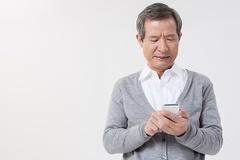 전화 한통에 덜컥 계약...노인 대상 휴대전화 사기 판매 성행