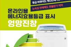 [카드뉴스] 온라인몰 에너지효율등급 표시 제멋대로