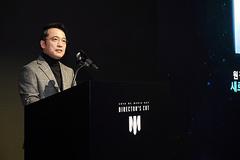 """[현장스케치] 김택진 엔씨 대표 """"모바일서 MMORPG의 새로운 가능성에 도전"""""""