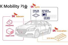 SK 주력3사, CES2019서 최초 동반 전시…그룹 Mobility 기술역량 집결