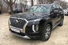 [시승기] '편안함' 담은 패밀리카...현대차 대형 SUV 팰리세이드