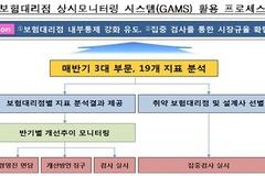 [보험 공룡 GA㊦]상시모니터링, 수수료개편, 양자책임제 등 시급
