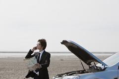 5대 자동차보험사 손해율 일제히 상승...KB·DB손보 상승 급커브