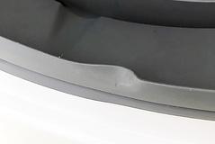 [노컷영상] 5번 사용만에 찌그러져 물새고 있는 드럼세탁기 고무패킹