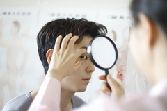 안과 질환으로 쌍꺼풀 수술, 비급여 항목이라 실비보험 40%만 지급?