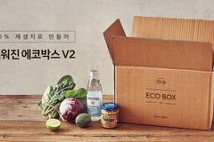 신선식품 배송 편리하지만 쌓이는 '일회용품' 어쩌나?...업계도 고심 중