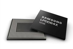 삼성전자, 세계 최대 용량 '12GB 모바일 D램' 양산...플래그십 스마트폰시장 공략