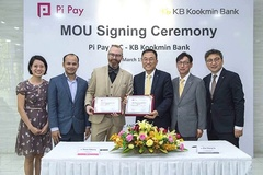 KB국민은행, 캄보디아 최대 핀테크 업체와 양해각서 체결
