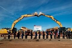 SK이노베이션, 미국 조지아주에 전기차 배터리 공장 기공식 개최