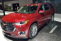 쉐보레 대형 SUV '트래버스', 중형트럭 '콜로라도' 올 하반기 국내 출시