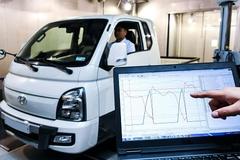 현기차, 세계 최초 '상용 전기차 적재 중량별 성능 조절 기술' 개발