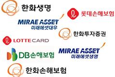 대기업집단, 금융계열사 브랜드사용료 수입은 한화·롯데지주順