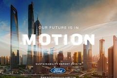 포드자동차, 향후 20년 계획 담은 지속가능성 보고서 발표