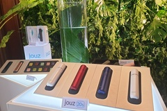 """[현장] 죠즈, 한국서 궐련형 전자담배 신제품 공개...""""판매처 확대·AS강화"""""""