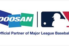 MLB 공식 후원사 두산, '올스타 위크'서 브랜드 알린다